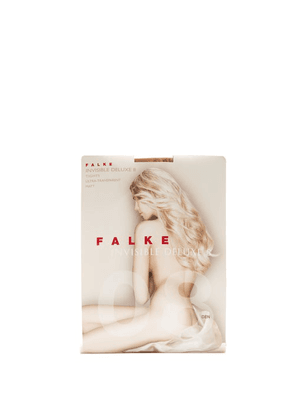 Falke - Invisible Deluxe 8 Denier Tights - Womens - Nude