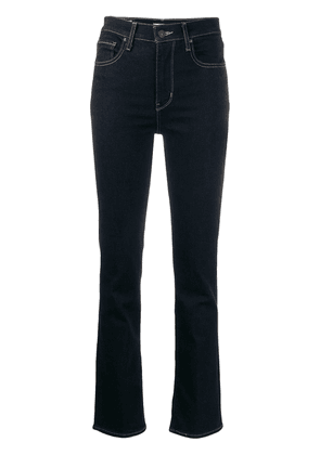 Levi's 724™ high-waisted straight jeans - Blue
