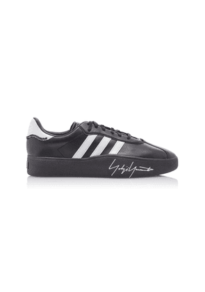 Y-3 Tangutsu Football Leather Sneakers Size: 7