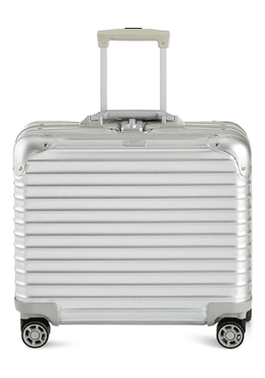 Topas Silver Business Multiwheel Luggage