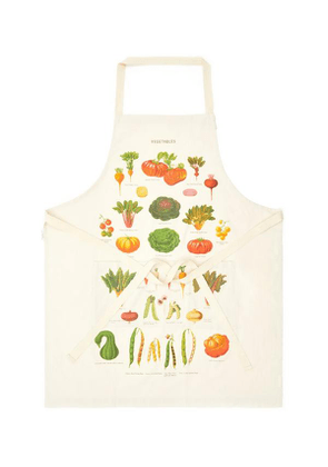 Vegetable Garden Cotton Apron