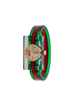 Gucci Vintage Web watch - Green