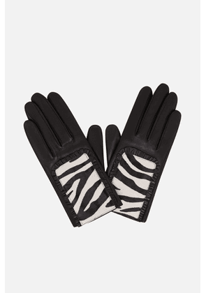 Agnelle Black Ikari Gloves
