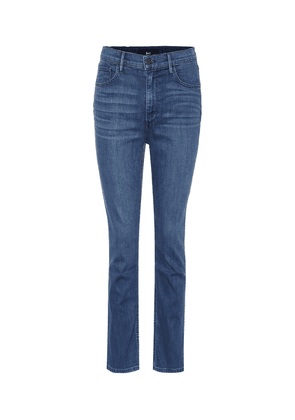 W4 Colette high-rise straight jeans