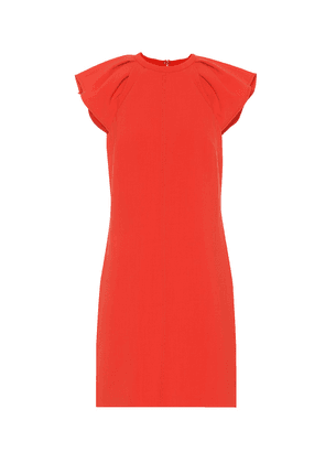 Exclusive to Mytheresa – wool-blend dress