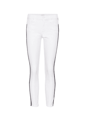 The Looker Ankle skinny jeans