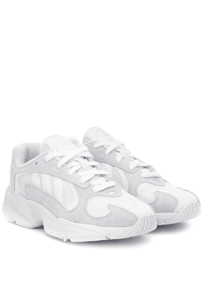 Yung-1 suede sneakers