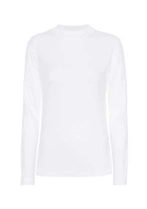 Toni ribbed-knit top