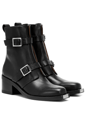 Fallon leather ankle boots