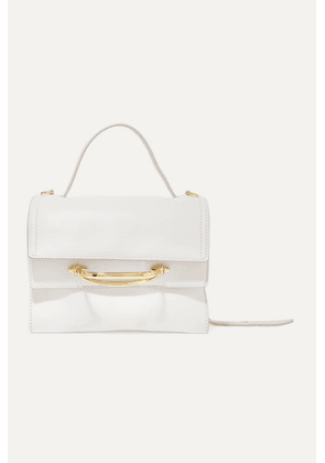 Alexander McQueen - The Story Small Leather Tote - Ivory