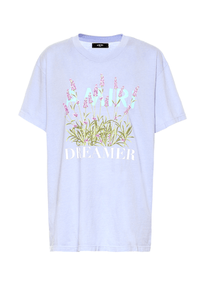 Flower Dreamer cotton T-shirt