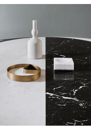 Pillow Marble Valet Tray