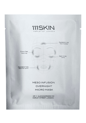 16gr Single Meso Infusion Overnight Mask