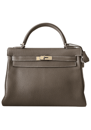 Hermès kelly 32 other leather handbag