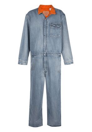 Supreme denim coveralls - Blue