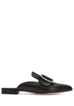 10mm Janesse 00 Leather Mules