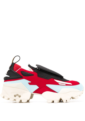 Reebok Experiment 4 Fury Trail sneakers - Red