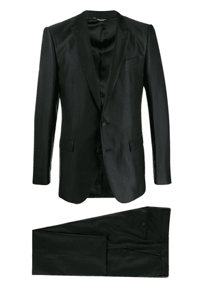 Dolce & Gabbana slim fit blazer - Black
