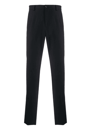 Dolce & Gabbana slim fit tailored trousers - Blue