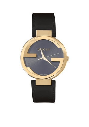 Gucci Interlocking G watch - Black