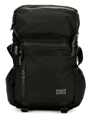 As2ov canvas utility backpack - Black