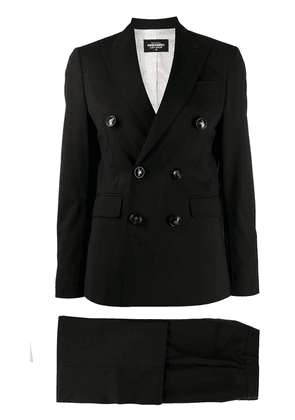 Dsquared2 double breasted suit - Black