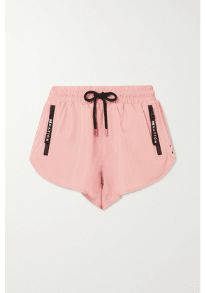 P.E NATION - Double Drive Shell Shorts - Blush