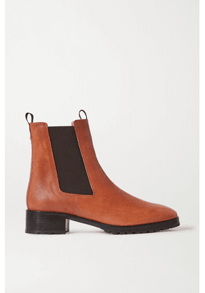 aeyde - Karlo Leather Chelsea Boots - Tan