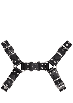 Leather Harness W/ Buckle