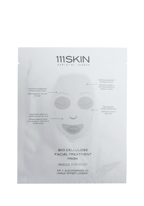 Pack Of 5 Bio Cellulose Treatment Masks