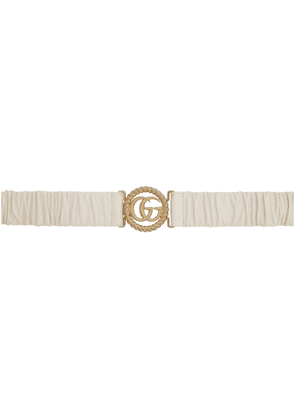 Gucci Off-White GG Marmont Belt