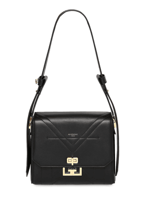 Medium Eden Leather Shoulder Bag