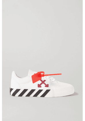 Off-White - Arrow Canvas Sneakers - IT35