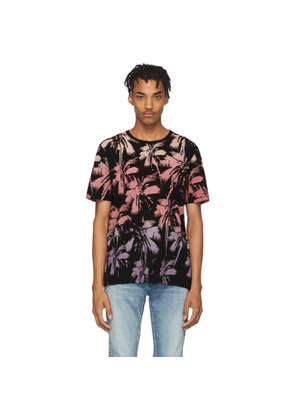 Saint Laurent Black Palm T-Shirt