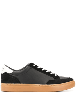 PS Paul Smith fabric mix sneakers - Black
