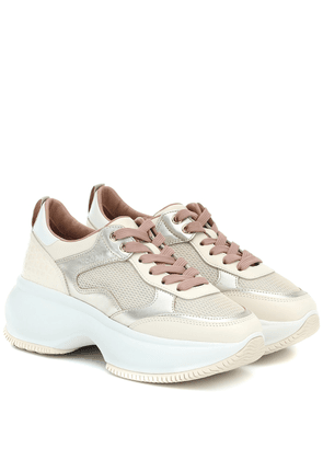 Maxi I Active leather sneakers