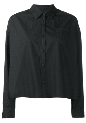 Nili Lotan relaxed-fit long sleeve shirt - Black