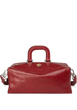 Gucci Soft leather backpack - Red