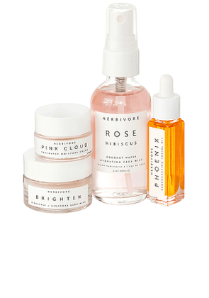 Herbivore Botanicals Hydrate + Glow Natural Skincare Mini Collection in Beauty: NA.