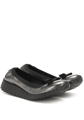 Dolly leather ballet flats