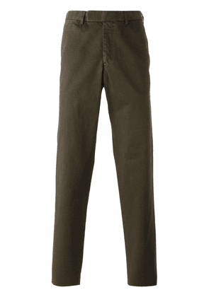 Fashion Clinic Timeless chino trousers - Green