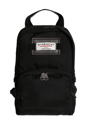 Single Shoulder Strap Nylon Backpack