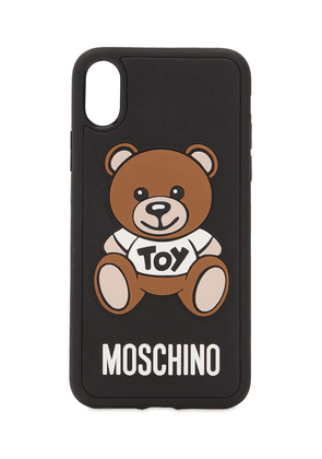 Teddy Printed Iphone Xs Max Cover