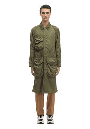 Thoresby Tech Trench Coat
