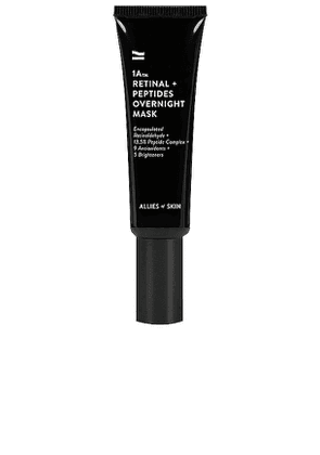 Allies of Skin 1A Retinal + Peptides Overnight Mask in Beauty: NA.