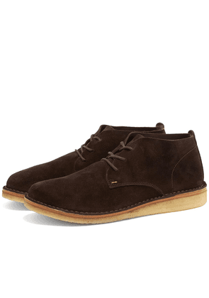 Astorflex Ettoflex Wedge Sole Suede Boot