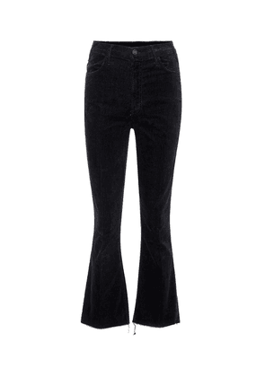 The Hustler Ankle Fray corduroy trousers