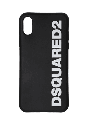Logo Print Rubber Iphone X/xs Cover
