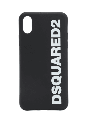 Logo Printed Iphone X Cover