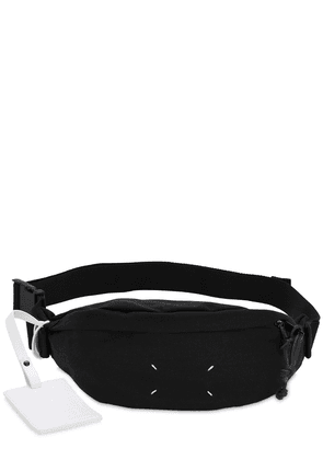 Logo Tag Techno Belt Bag